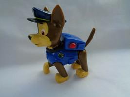 Disney Paw Patrol Chase Dog Figure or Cake Topper - $3.71