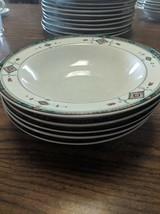 """Lot of 5 Vtg Studio Nova Adirondack Soup Cereal Salad Bowls 8.25"""" Southwestern - $23.95"""