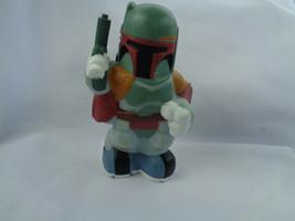 2008 Disney Lucas Film Star Wars Rubber Boba Fett Figure  -  Rare - $4.46