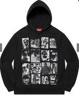 Supreme Collage Grid Hooded Sweatshirt Color: Olive Black Size: S ORDER ... - $292.05