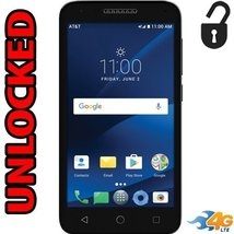 Alcatel Ideal Xcite 4G LTE Unlocked 5044R 5 inch 8GB Usa Latin & Caribbe... - $60.39