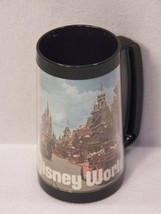 Vintage Walt Disney World Main Street Large Drinking Mug Stein Cup Therm... - $9.92