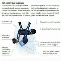 3M Speedglas Welding Helmet 9100XX Extra-Large Size Auto-Darkening Filter image 4