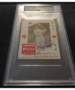 Bobby Doerr Red Sox Autographed Baseball Card PSA/DNA - $24.99