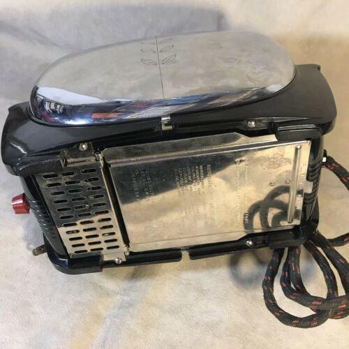 Vintage General Mills Chrome Toaster