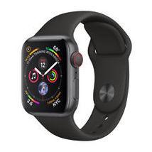 Apple Watch Series 4 GPS Cellular - Black Sport Band - $789.97