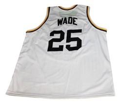 Dwyane Wade #25 Richards High School Basketball Jersey New Sewn White Any Size image 4