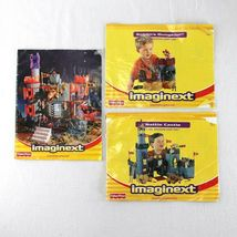 Imaginext Lot Battle Castle Goblins Dungeon Dragomonts Fortress Incomplete Sets image 4