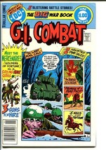 G.I. COMBAT #242-DC WAR-WWII ACTION VF/NM - $25.22