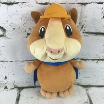 Nick Jr Wonder Pets Linny The Guinea Pig Plush Hero Stuffed Animal Matte... - $16.82