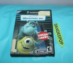 Monsters, Inc.: Scream Arena (Nintendo GameCube, 2002) Video Game - $19.79