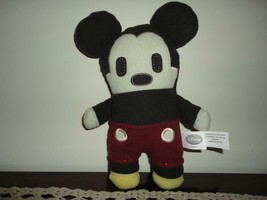 Disney Baby Mickey Mouse Woolen Stuffed Doll 8.5 inch - $57.83