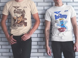 Count Chocula T-shirt 70's 80's retro cereal cartoon Monster cereal cotton tee image 3