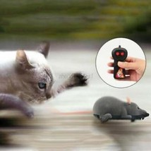 Wireless Remote Control RC Electronic Rat Mouse Mice Toy For ANY Cat Puppy Gift - $9.15
