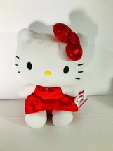 Hello Kitty by Sanrio Plush Red Dress Stuffed Animal Plush 11 inches  - NWT - $22.74
