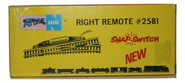 """Atlas """"N"""" Gauge Right Remote 2581 Snap Switch, 2581, New,"""