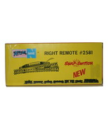 """Atlas """"N"""" Gauge Right Remote 2581 Snap Switch, 2581, New, - $15.99"""