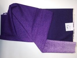 Purple shade transition Fabric, Hi-Fashion Fabrics, 1 Yard (B2120) - $2.00