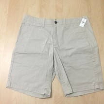 GAP NWT Men's beige Live In Shorts Size W36 - $21.78