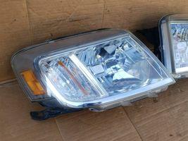 08-11 Mercury Mariner Headlight Lamp Matching Set Pair L&R - POLISHED image 4