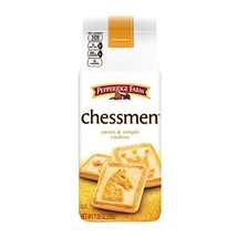 Pepperidge Farm Chessmen Cookies, 7.25-ounce (pack of 4) - $22.99