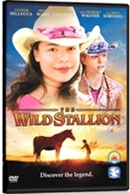 THE WILD STALLION - DVD