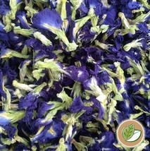 Premium Grade Thai Butterfly Pea Flower Organic Herbal Blue Tea (4 bags ... - $50.00