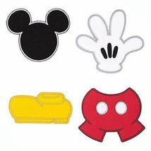Disney Mickey Mouse Outfit Patches - $12.82