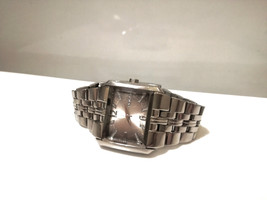unisex Dress watch /   Police watch / quart watch / metal watch / vintag... - $46.00