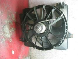 97 98 99 00 01 Hyundai tiburon oem left radiator cooling fan motor & shroud - $29.69