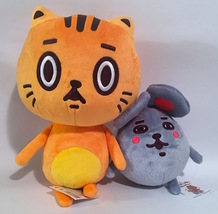 Cherri Polly Baketan Plush Cat and Mouse set image 2