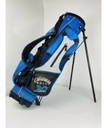 Callaway XJ Series Youth Kids Carry Golf Bag Dual Strap Harness Stand Bl... - $39.59