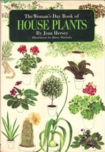 The Woman's Day Book of House Plants [Hardcover] Hersey, Jean - $10.00