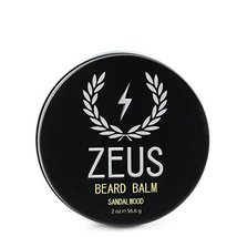 ZEUS Conditioning Beard Balm, Sandalwood, 2 Ounce image 6