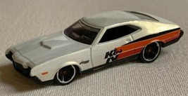 Used Hot Wheels Mattel 1972 Ford Gran Torino Sport  Toy Car Used - $18.70
