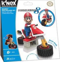 K'NEX Mario Kart 8  - Mario Bike Building Set - $14.40