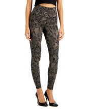 INC Snakeskin-Print Compression Leggings Size Small $39.99 - NWT - $15.83