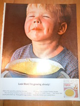 Vintage Lipton Print Magazine Advertisement 1965 - $8.99