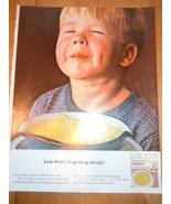 Vintage Lipton Print Magazine Advertisement 1965 - $8.99
