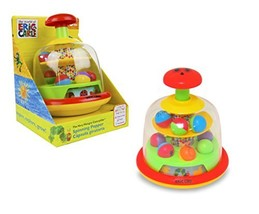 Eric Carle The Very Hungry Caterpillar Push and Spin Popper Toy - $39.04