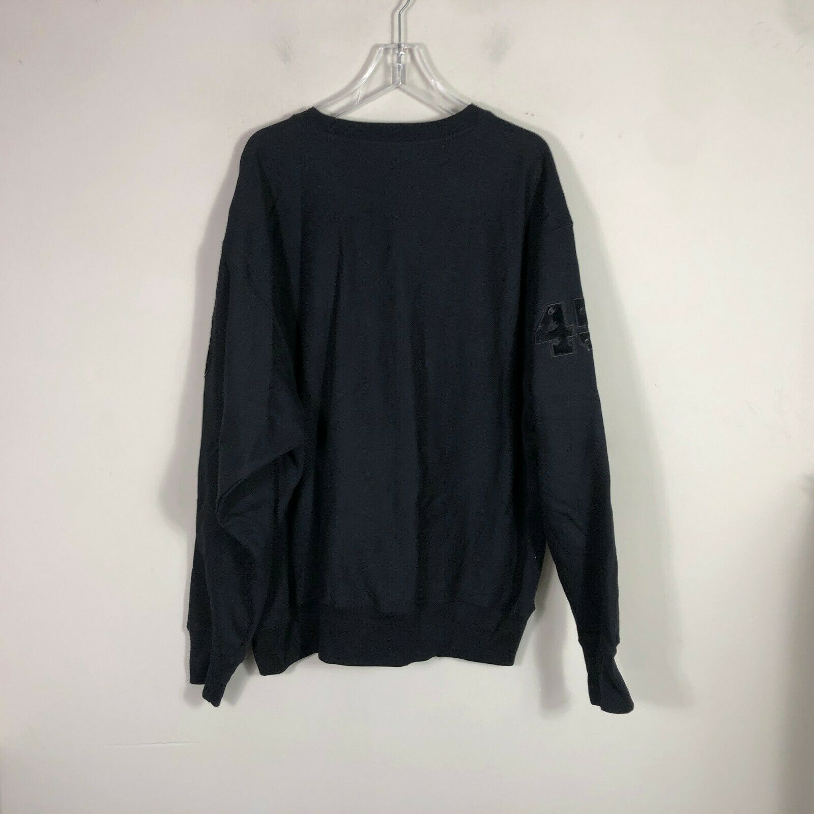 Vintage Champion Crew Neck Reverse Weave Sweatshirt XL NBA NBPA Sweatshirt image 2