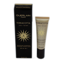 Guerlain Terracotta Joli Teint Beautifying Foundation SPF20 30ML #EBONY-GU41762 - $58.91