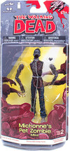 The Walking Dead Michonne's Pet Zombie Mike Series 2 Action Figure McFar... - $18.55