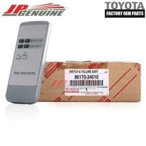GENUINE TOYOTA LEXUS OEM NEW REAR SEAT ENTERTAINMENT REMOTE CONTROL 8617... - $77.66