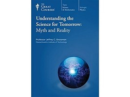 The Great Courses: Understanding the Science for Tomorrow: Myth and Real... - $15.18