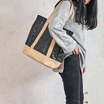 On Sale, Full Grain Leather Bag, Tote Bag, Large Shoulder Bag, Shopping Bag image 1