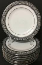 "Noritake Fine China Segovia 2216 Set of 8 Bread & Butter Plates 6-1/4"" PD19 - $22.00"