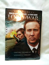 Lord of War-New Sealed (DVD, 2006, Widescreen - Single Disc) Nicolas Cag... - $1.98