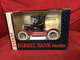 Ertl 1918 Chevy Delivery Van V&S Variety Stores Bank 1/25th Scale  - $19.59