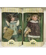 """BRAND NEW IN BOX SEYMOUR MANN """"A CONNOISSEUR COLLECTION DOLL"""" WITH DOLL ... - $9.99"""